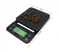 Barista Scale with Timer